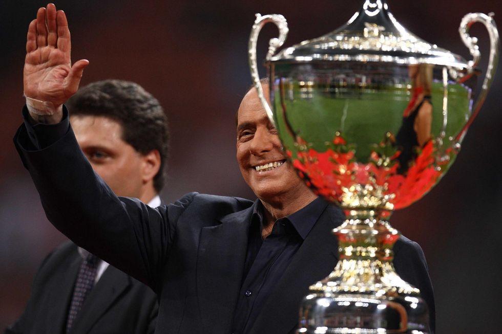"Berlusconi: ""Milan? Basta spese folli"""