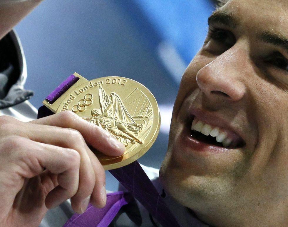 Phelps, un altro tuffo nella storia