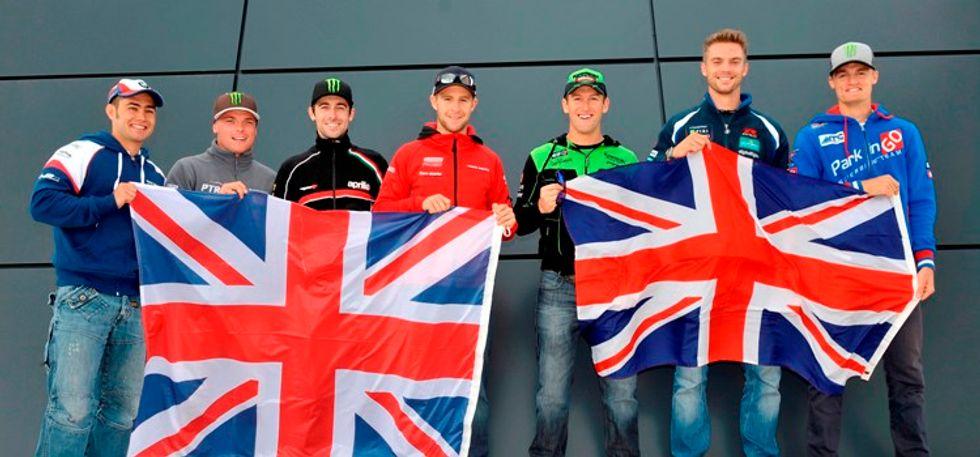 Italia e Gran Bretagna si danno battaglia a Silverstone