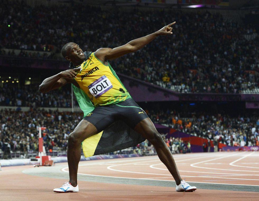 Bolt troppo veloce per tutti: oro a 9''63