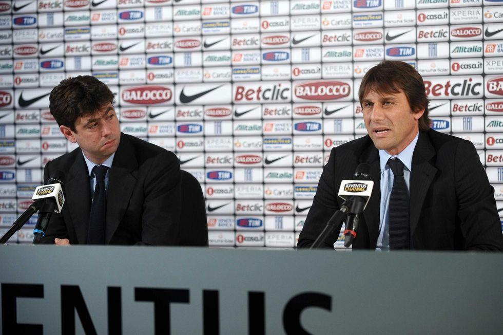 Conte, il 'corvo' bianconero e le due anime della Juventus