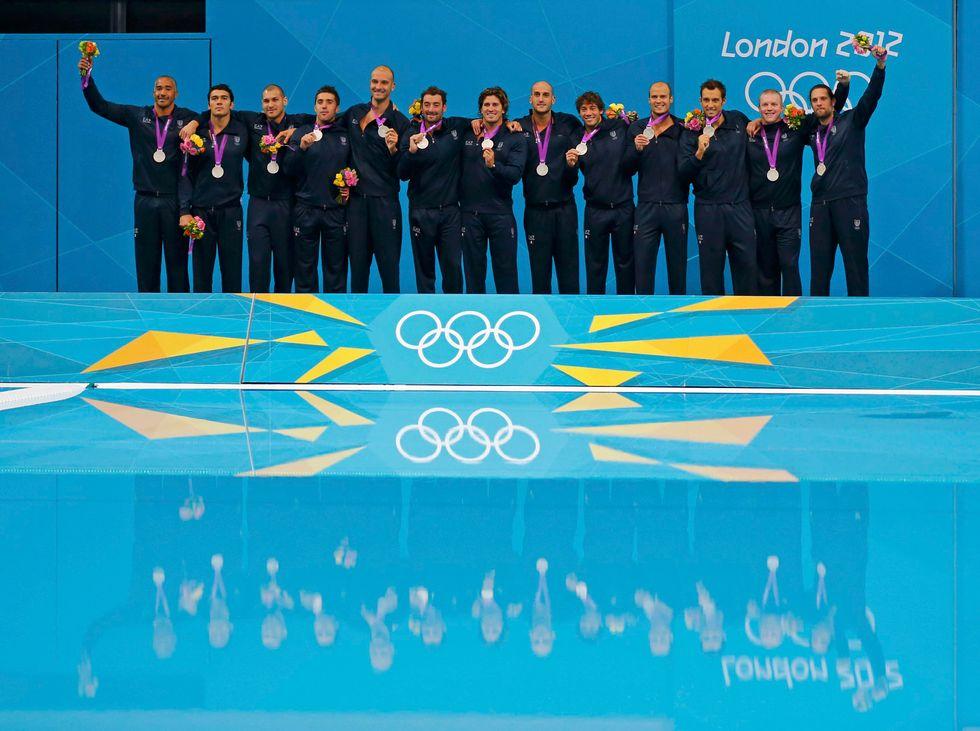 Olimpiadi, 28 medaglie azzurre