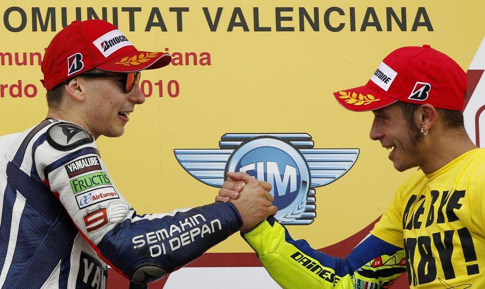 """Lucchinelli: """"Stoner ha ragione, Rossi ha fallito"""""""