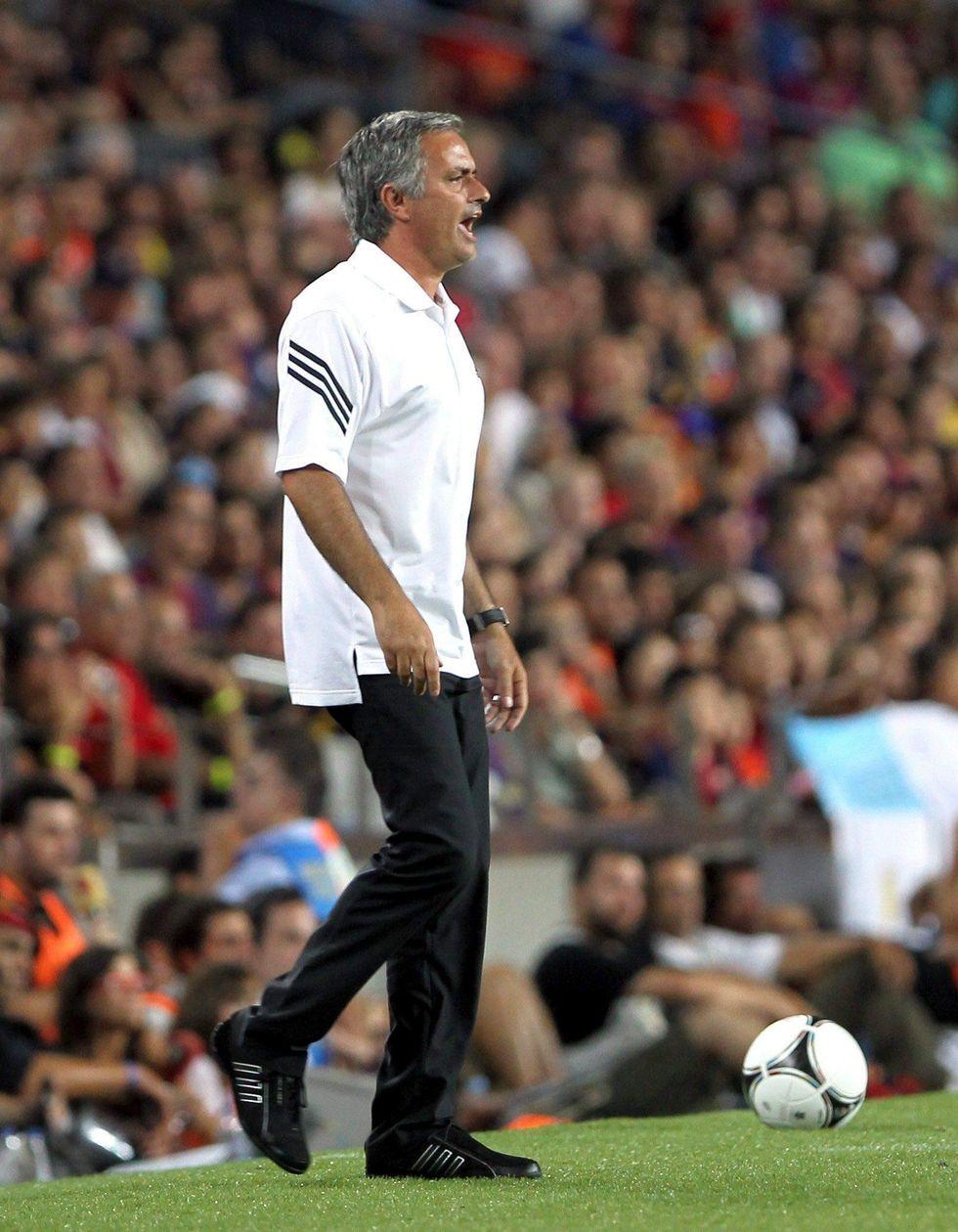 Mourinho scopre la paura contro il Barcellona degli invincibili