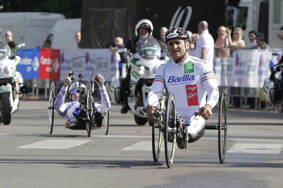 Paralimpiadi, l'Olimpo 'disabile'  dell'orgoglio sportivo