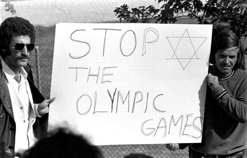 Monaco 1972: i giochi del terrorismo
