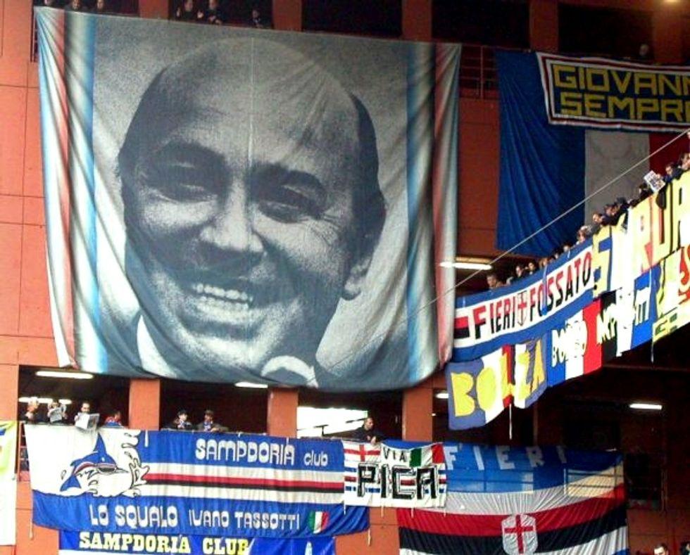Paolo Mantovani, il presidente che girava in vespa con i tifosi