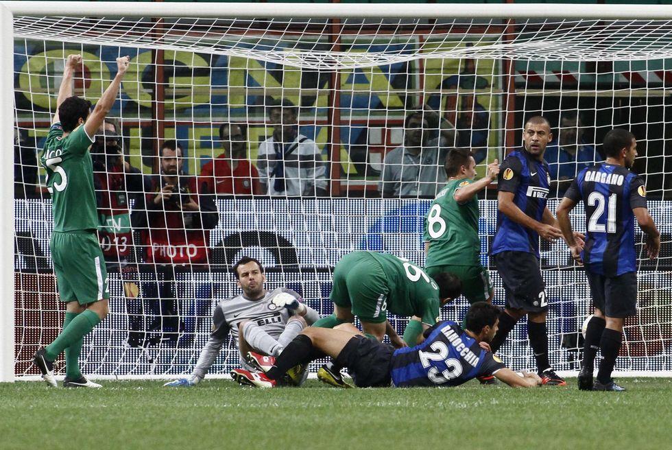 Europa League: Inter - Rubin Kazan / live