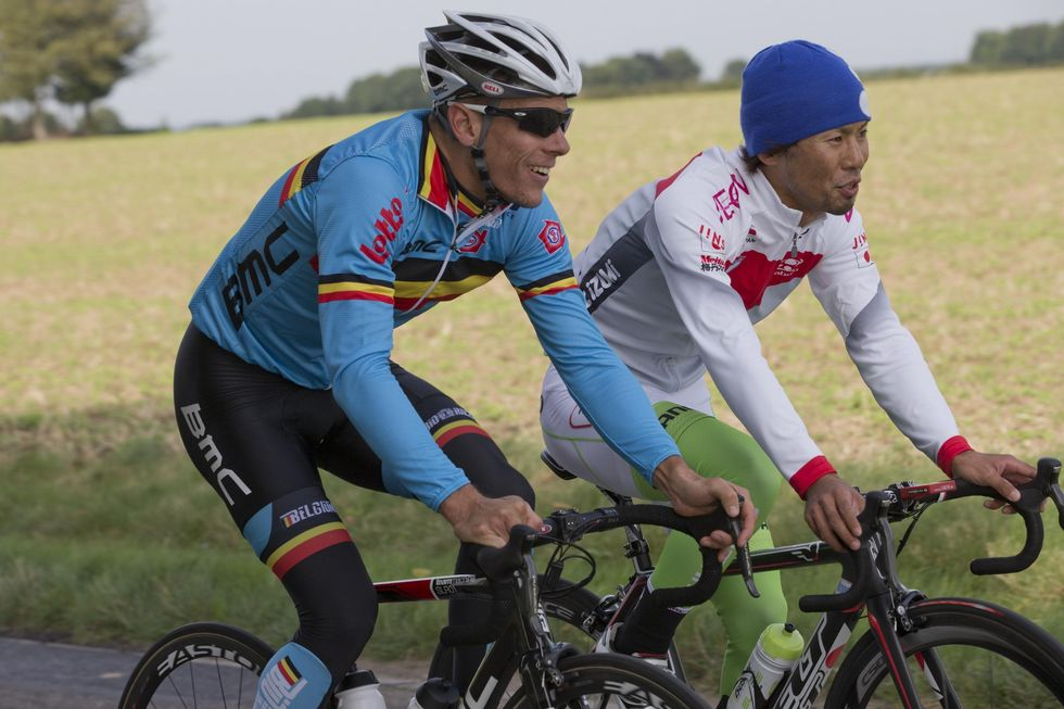 Mondiali di ciclismo: domenica un'Italia all'assalto