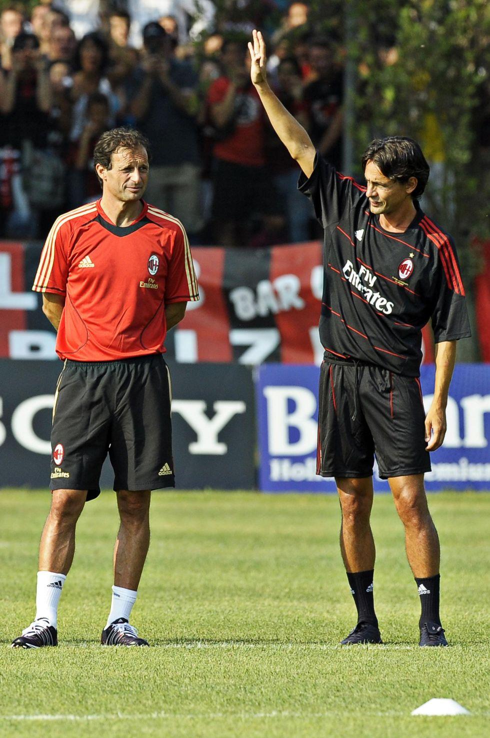 Lite Inzaghi - Allegri. Dov'è finito il Milan?