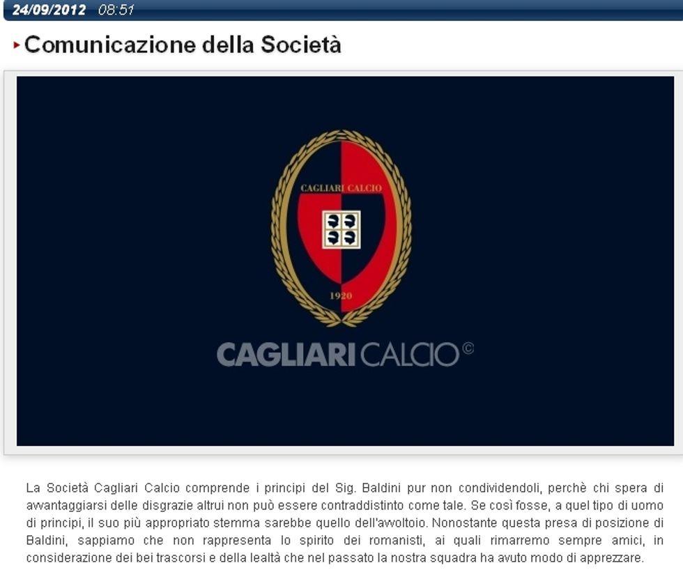 Cellino, internet e le 37 ore che hanno ribaltato il Cagliari