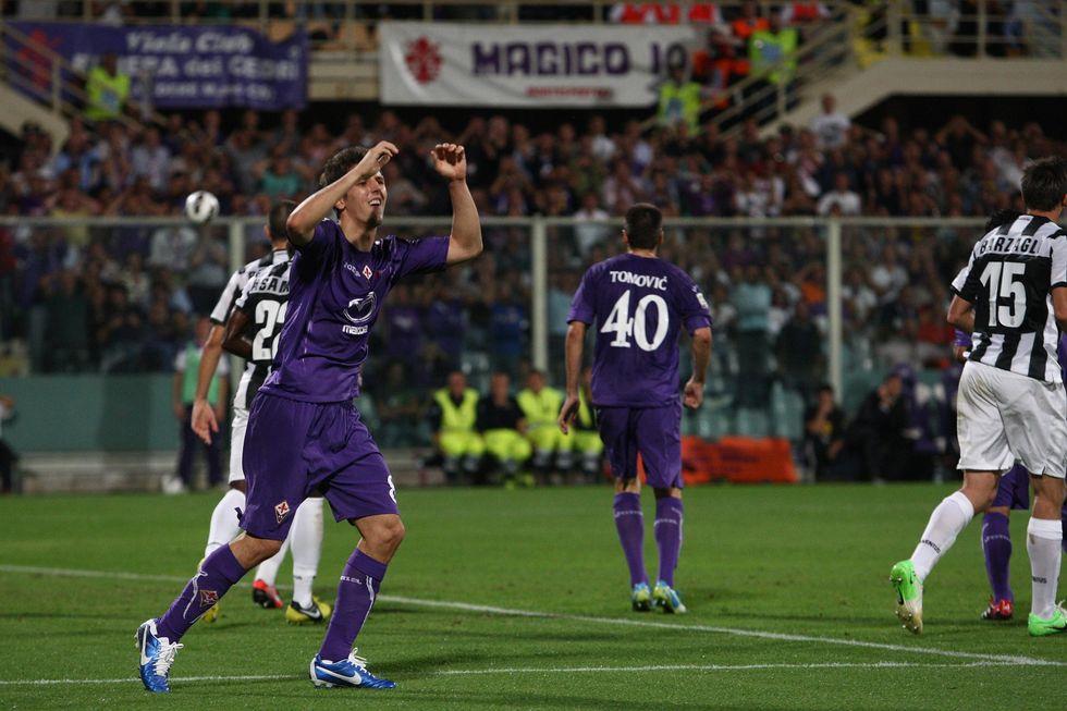 Fiorentina - Juventus: io c'ero