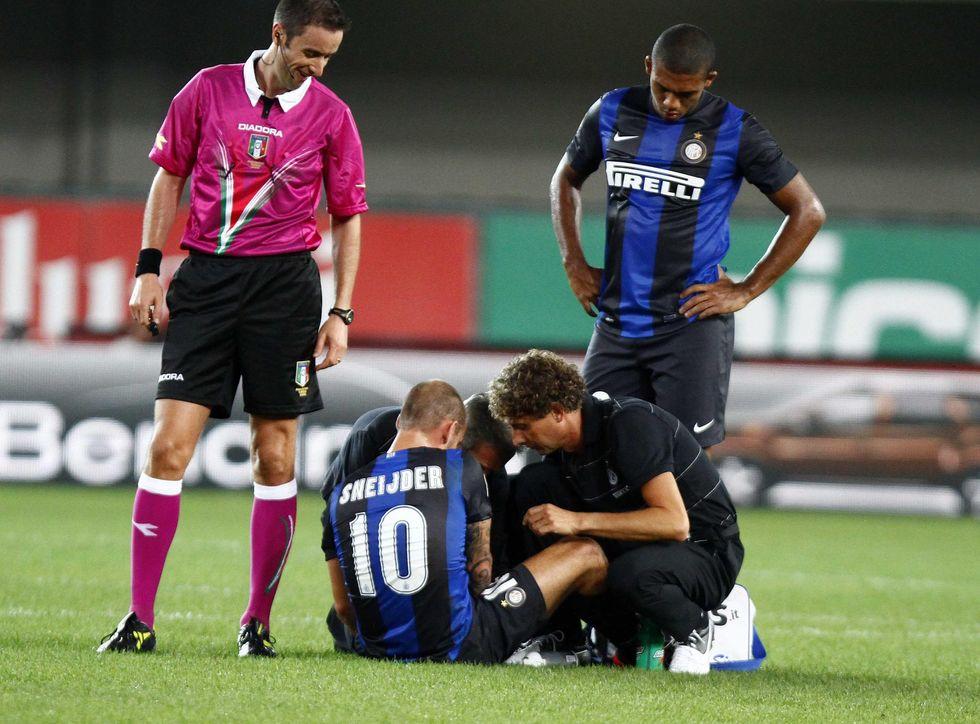 Inter: c'è uno Sneijder di troppo?
