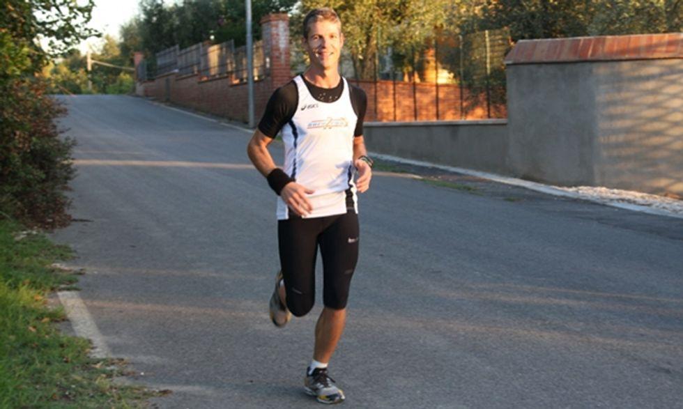 Io, runner, e i pericoli della strada