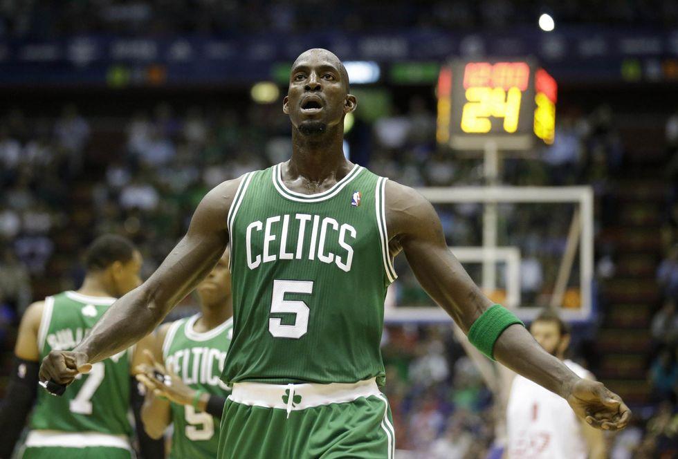 Basket, i Boston Celtics a Milano