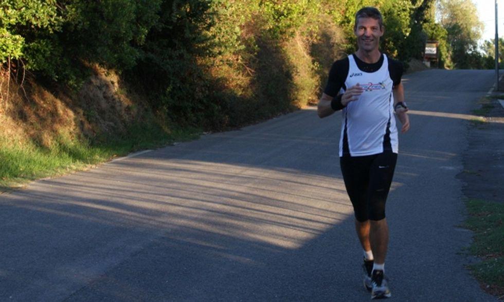 Correre, e la bellezza di fare fatica