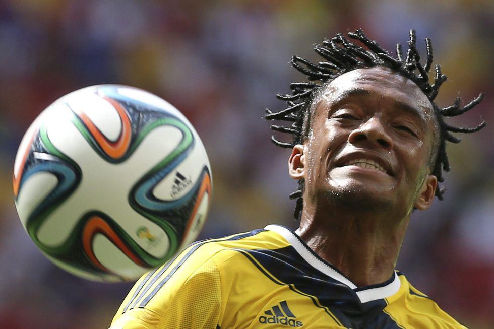 Cuadrado mania, trascina la Colombia