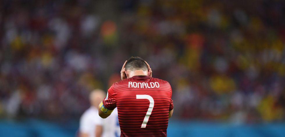 Portogallo, pari in extremis. Ronaldo quasi fuori