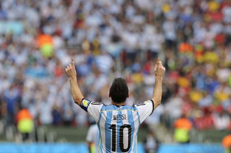 Messi nella storia: 4 gol come Diego '86