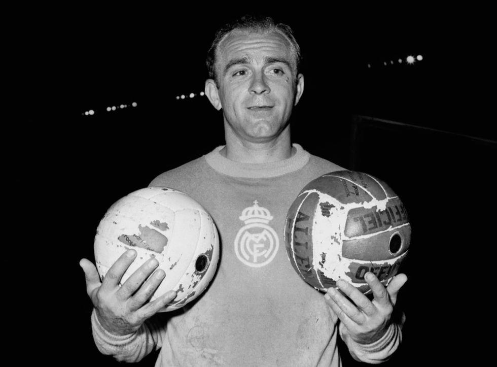 Addio a Di Stefano, leggenda del Real e del calcio mondiale