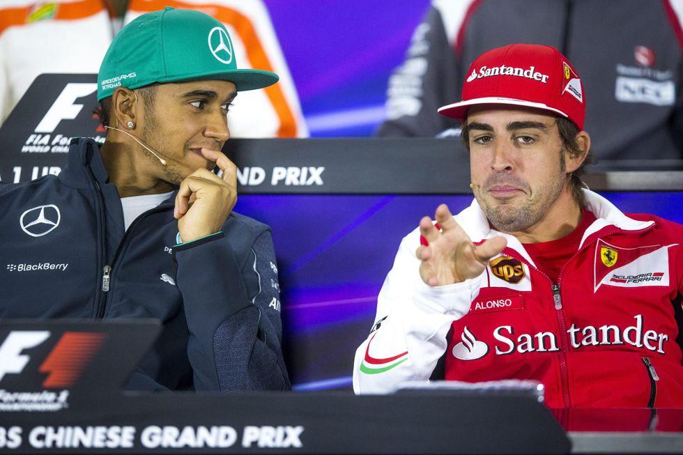 F1: i piloti e la Ferrari sono con Monza