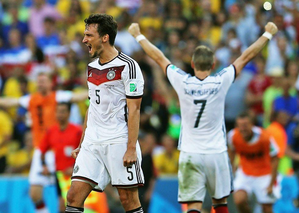 Brasile-Germania, è semifinale