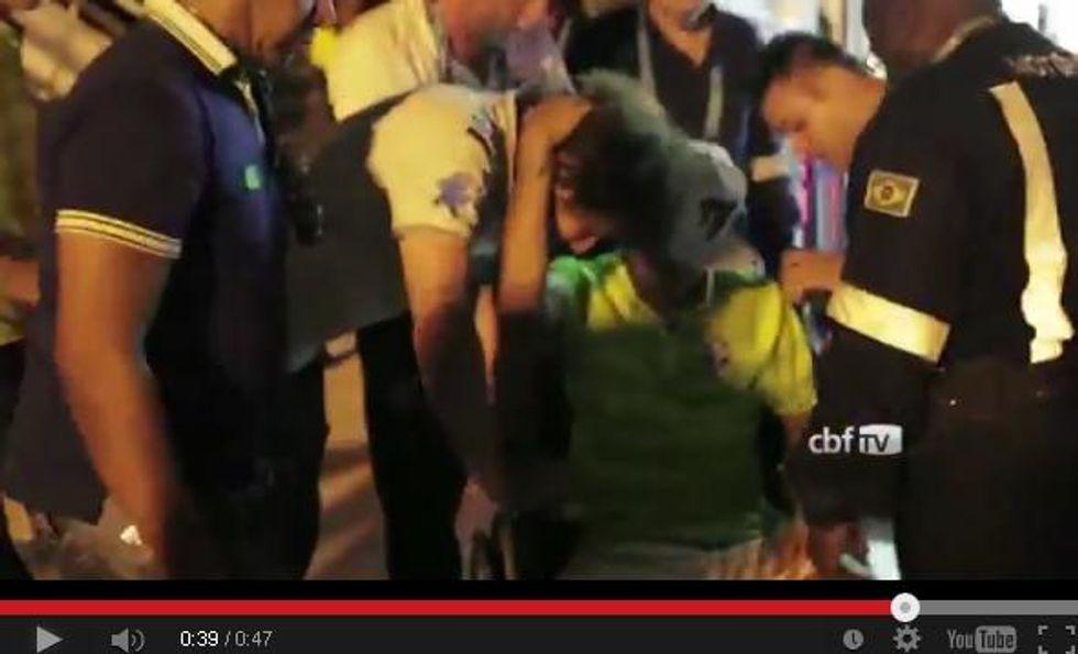 Il dramma di Neymar: tutti i video