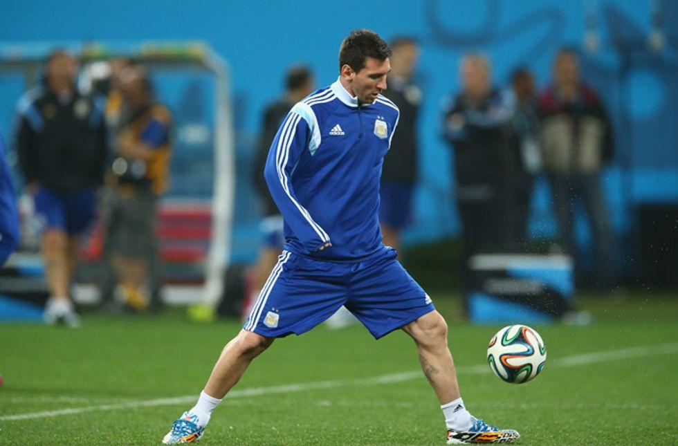 Olanda-Argentina: la diretta twitter