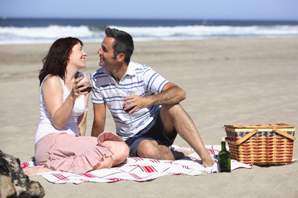 Parmigiana e cotoletta addio, in spiaggia si mangia l'insalata di riso