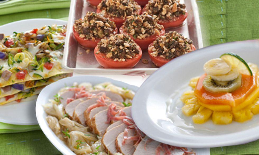 Menù di Ferragosto, quattro ricette per il pranzo della festa