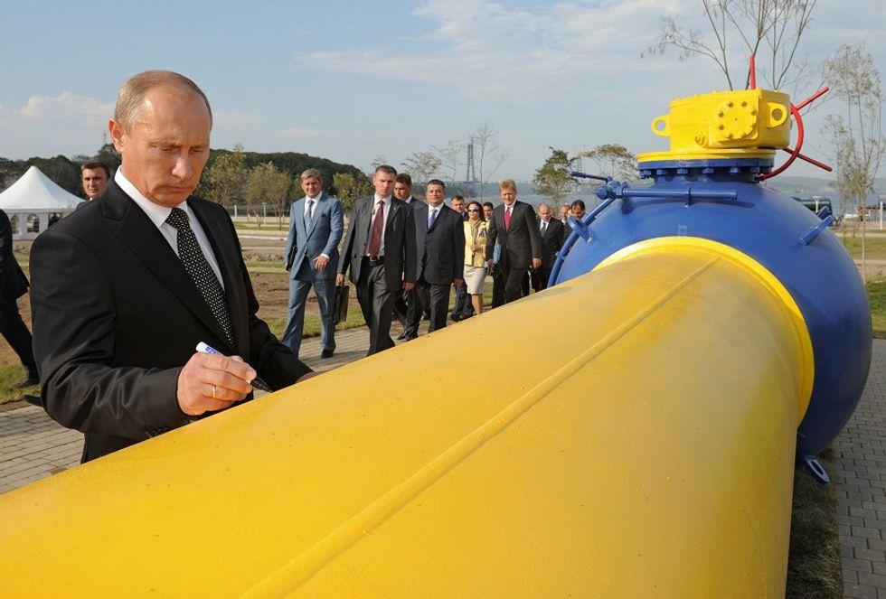 L'arma segreta della Russia nella guerra energetica