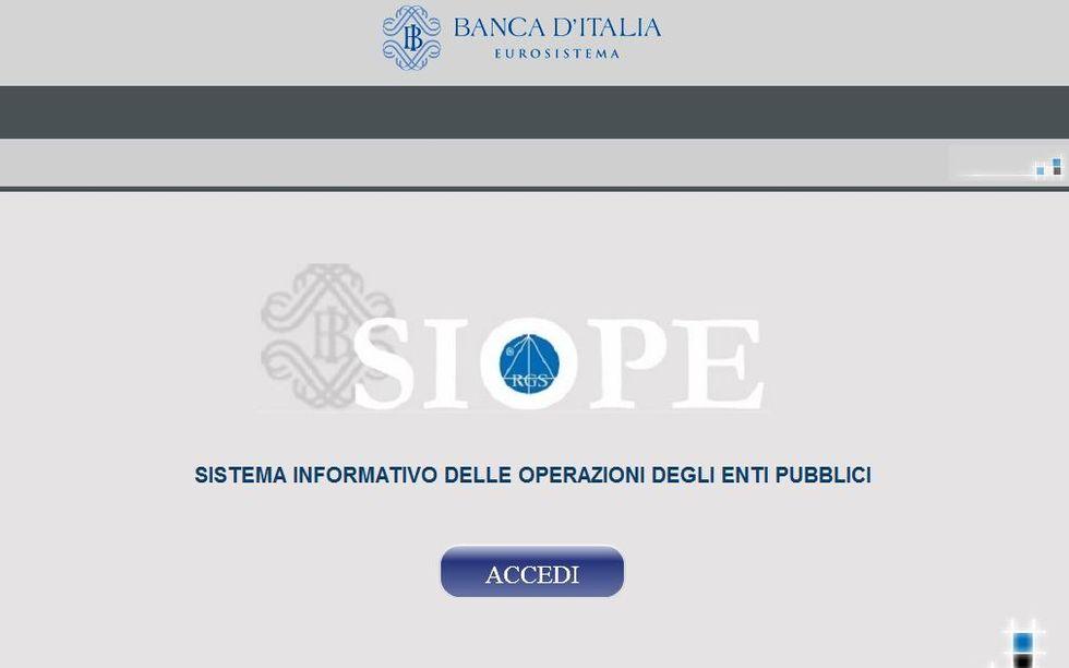 Spesa pubblica: come funziona la banca dati del Tesoro