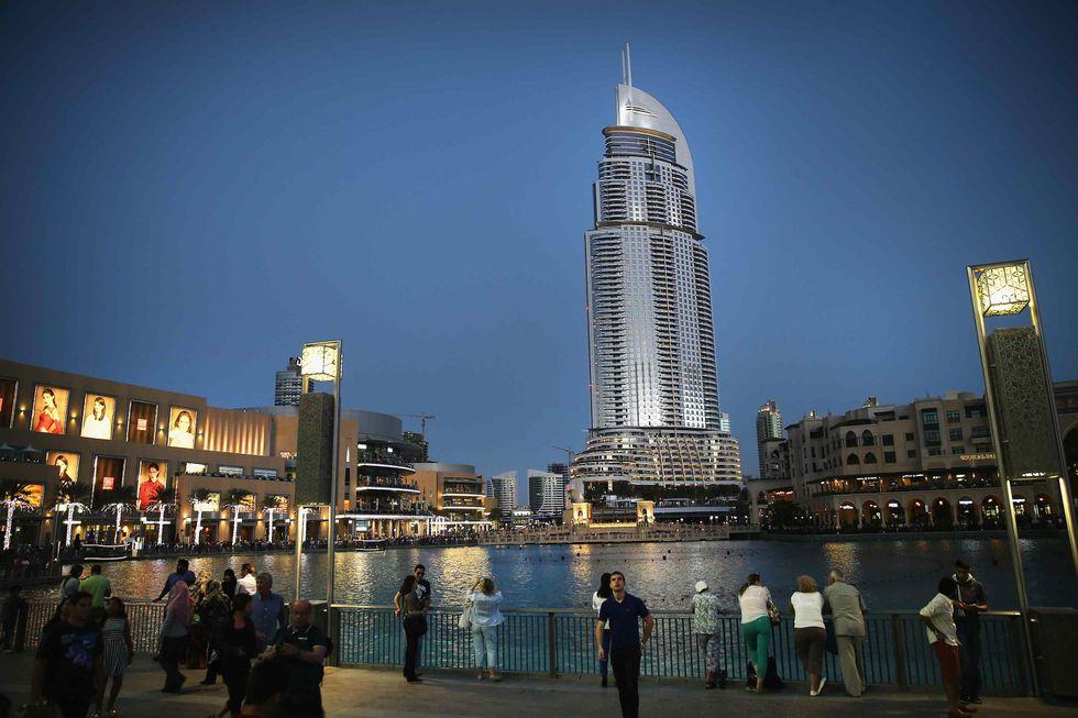 Quindici fatti stupefacenti su Dubai