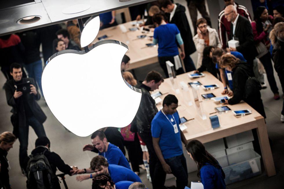 Apple: maxi multa per elusione fiscale