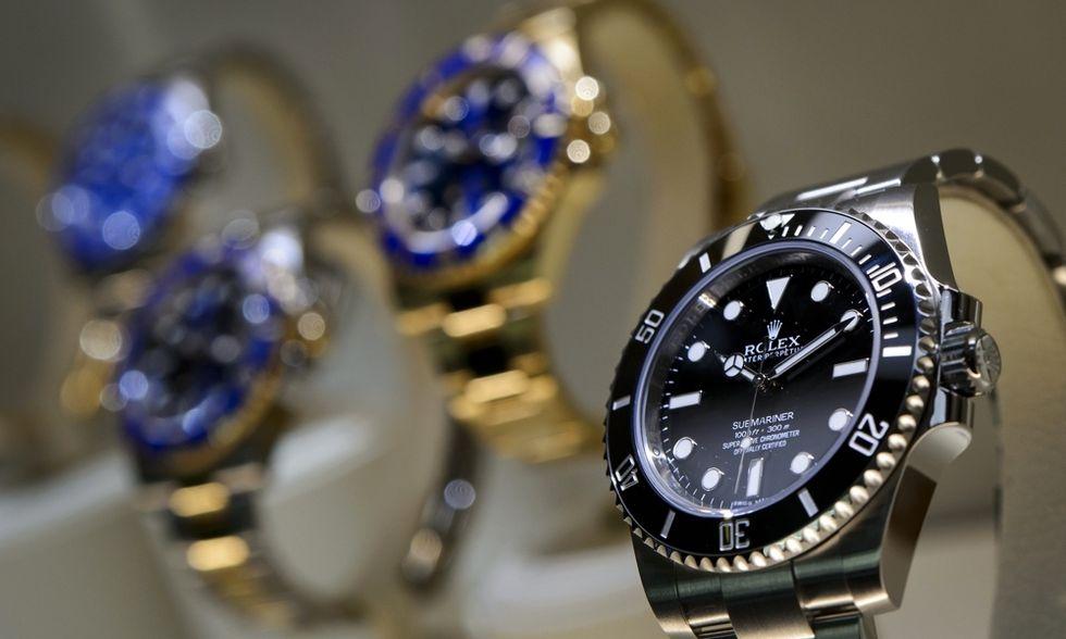 Per Rolex scocca l'ora dei record