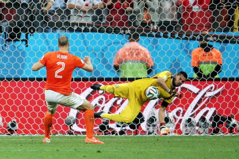 Romero, da riserva a eroe per la gioia degli argentini (e della Samp)