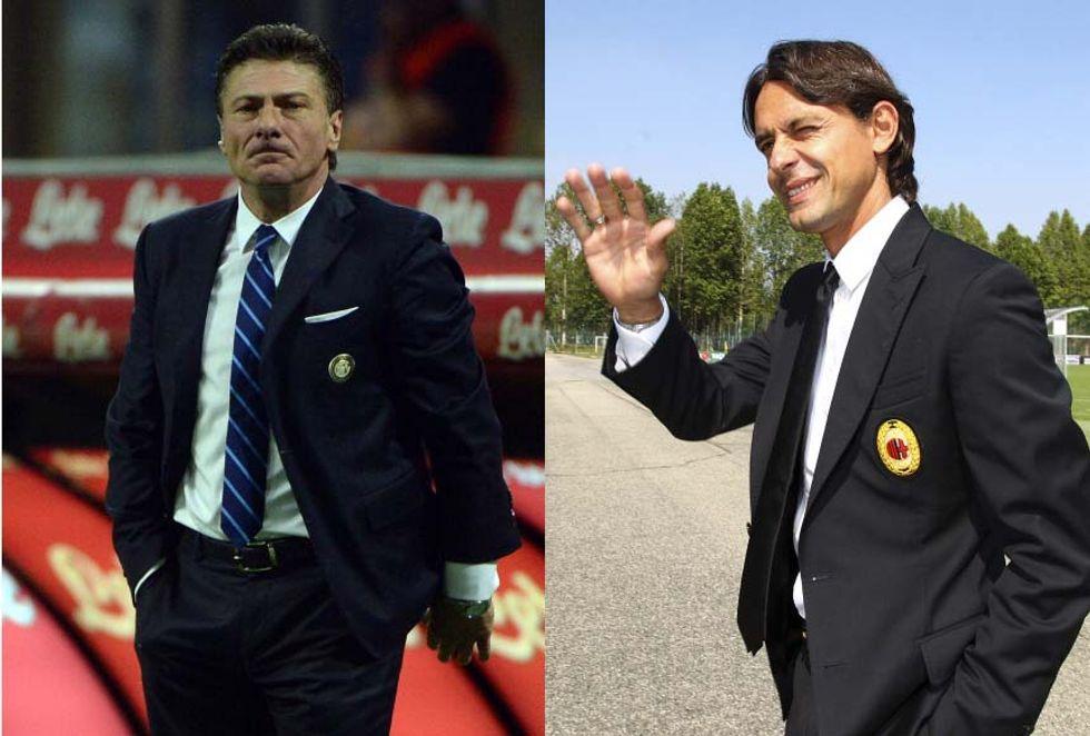 Mazzarri - Inzaghi, il derby inizia dalle conferenze stampa