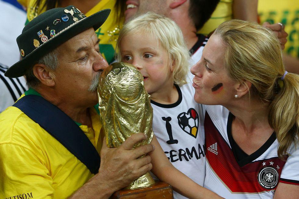 Mondiali: il Brasile ha perso anche come nazione
