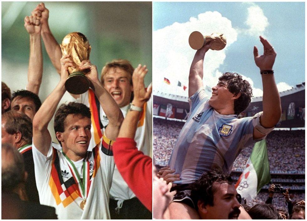 Germania-Argentina: chi (e perché) vincerà il Mondiale