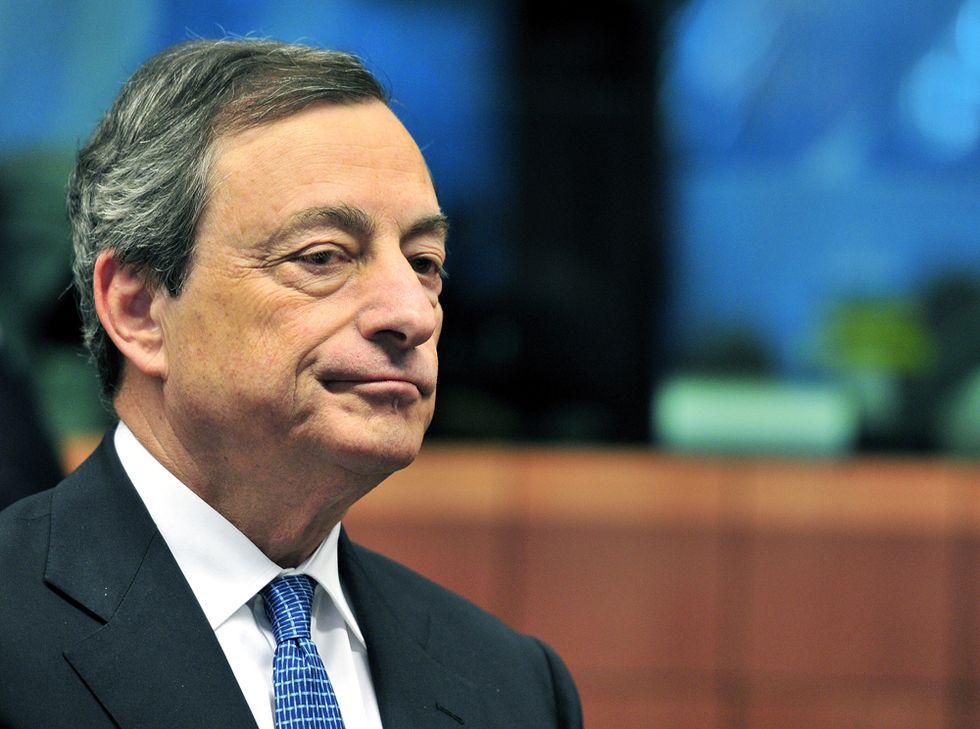 La lezione di Draghi alla Germania