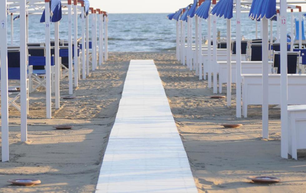 Le 10 spiagge più costose in Italia