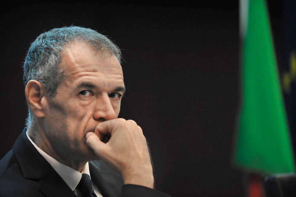 L'urlo di Cottarelli sulla spending review