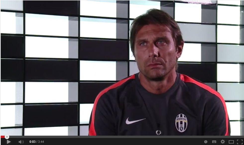 Conte-Juve: addio choc