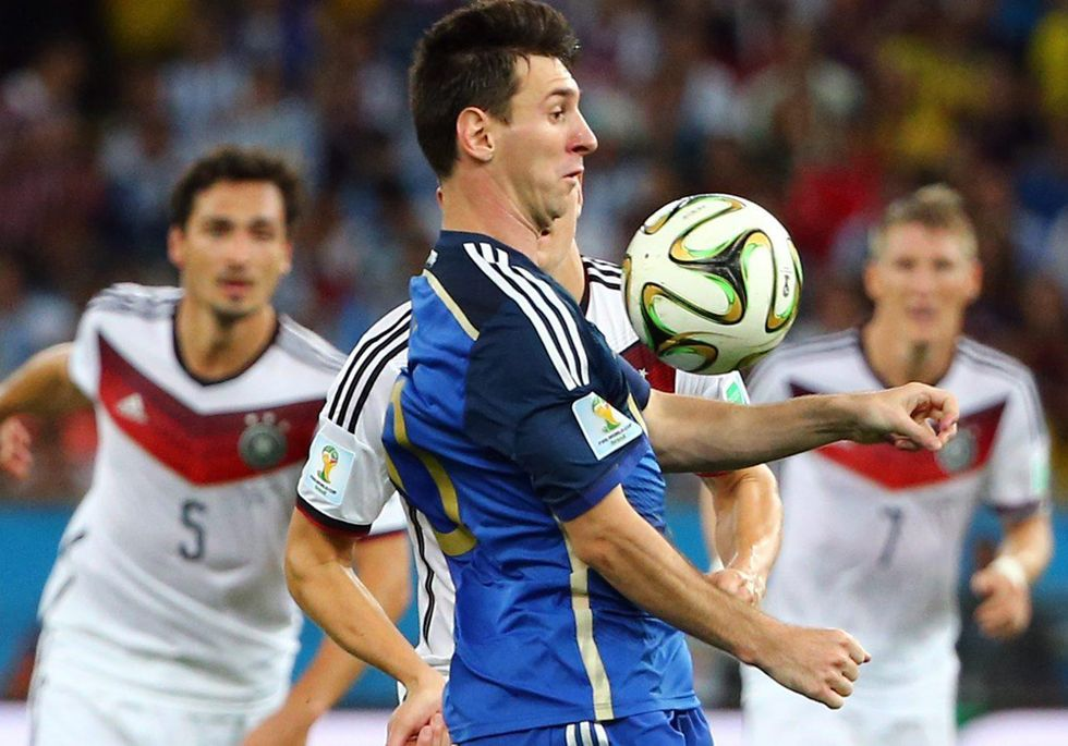 Germania-Argentina: le pagelle