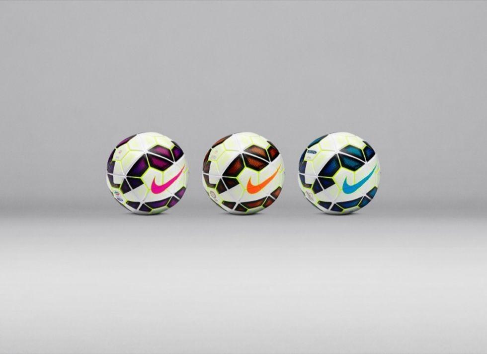 Il nuovo pallone della serie A