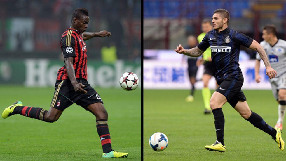Balotelli e Icardi presto via da Milano?