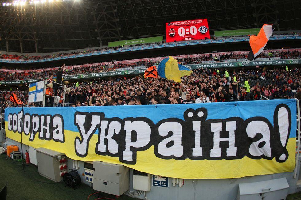 La gabbia del calcio ucraino: dai petrodollari alla paura della guerra