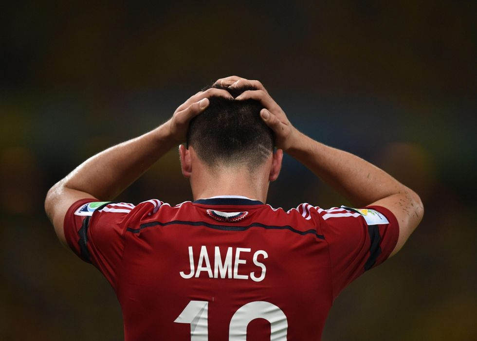 Real Madrid a un passo da James Rodriguez