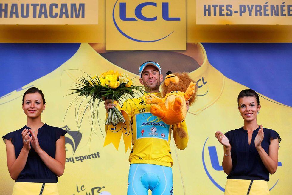 Nibali vince il Tour de France ed entra nella storia