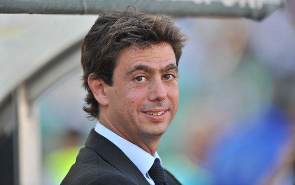 Andrea Agnelli ago della bilancia tra Tavecchio e Albertini